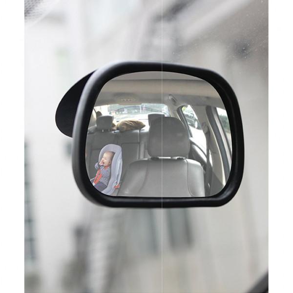 Espejo retrovisor delantero Baby Innovation Negro
