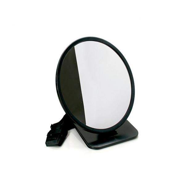 Espejo retrovisor trasero redondo Baby Innovation Negro