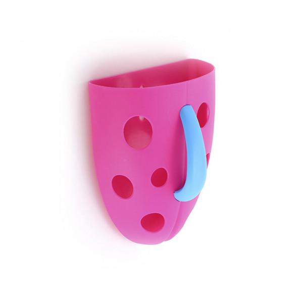 Porta objetos con sopapa Baby Innovation Rosa
