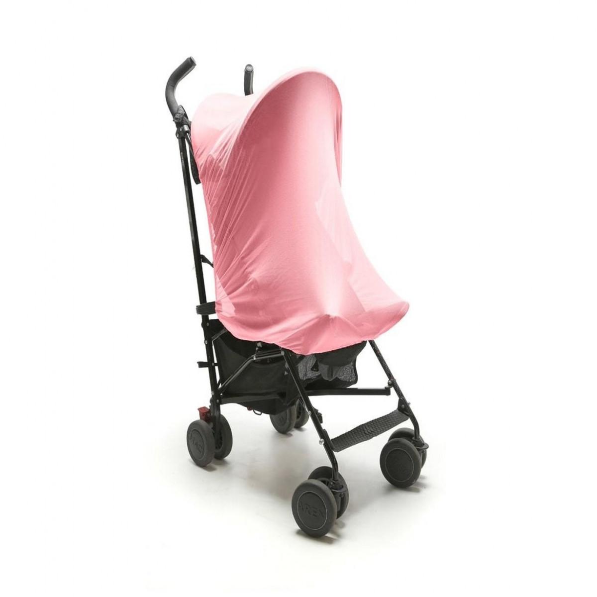 Tull elastizado Baby Innovation rosa