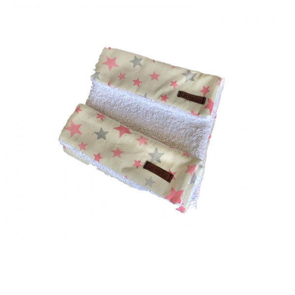 Pack de Babitas  estrella  rosa
