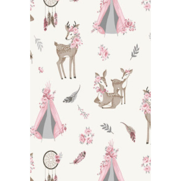 Bolsito térmico  Bambi rosa