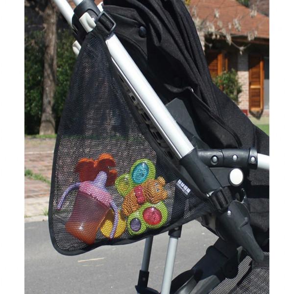 Organizador Lateral para coche Baby Innovation Negro