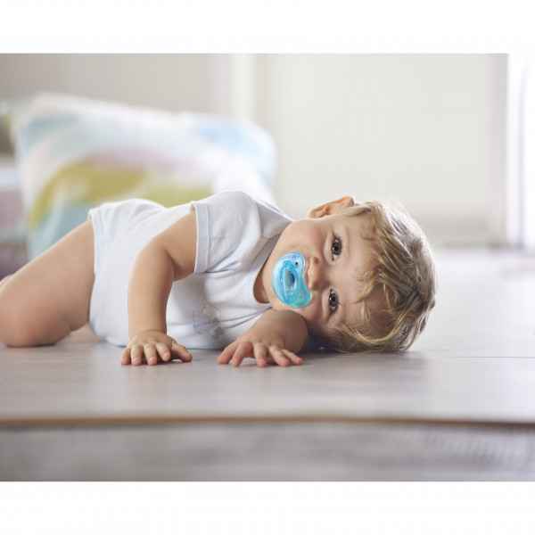 Chupete PhysioForma Soft 16-36 m+  Chicco Verde