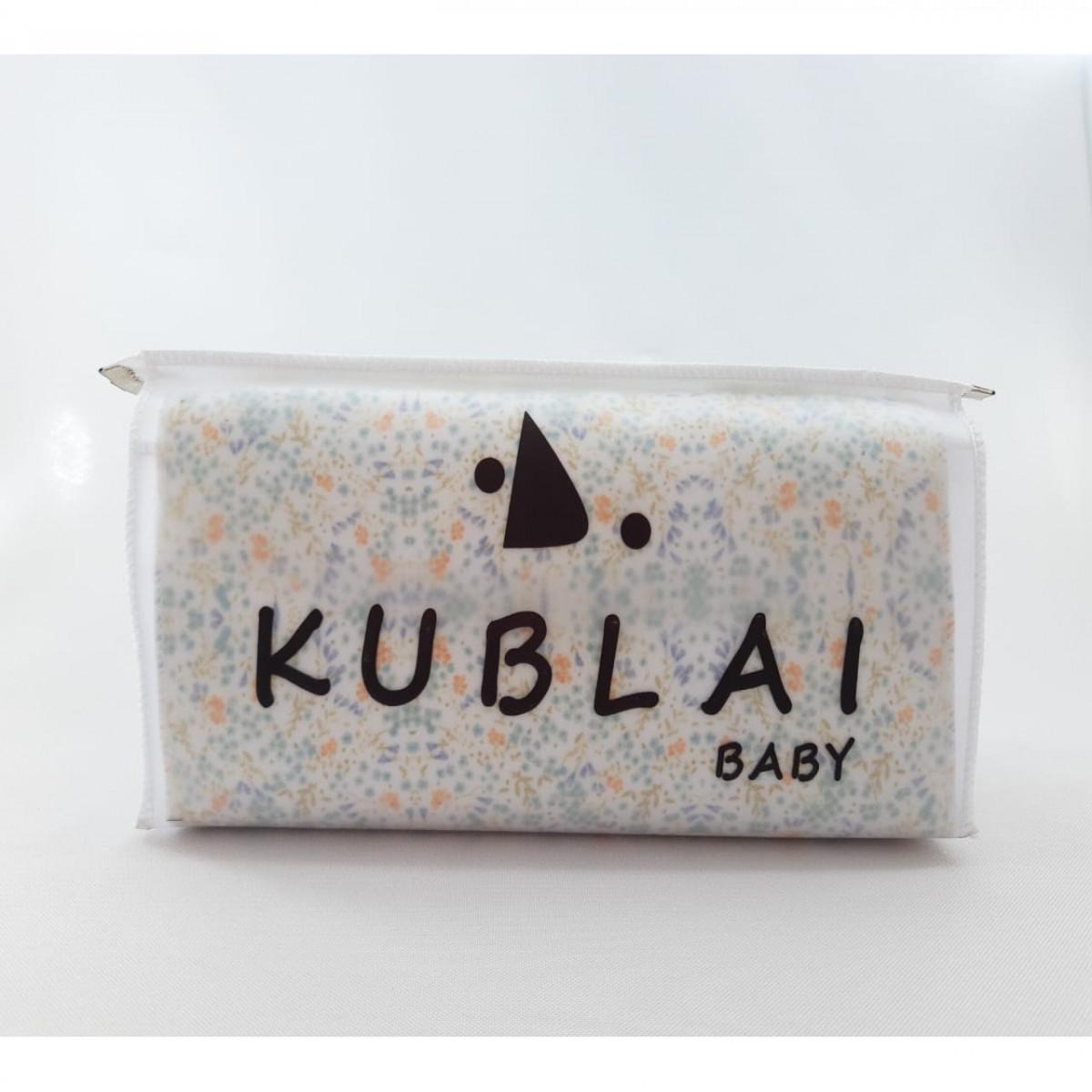 Toallon en estuche Kublai blanco