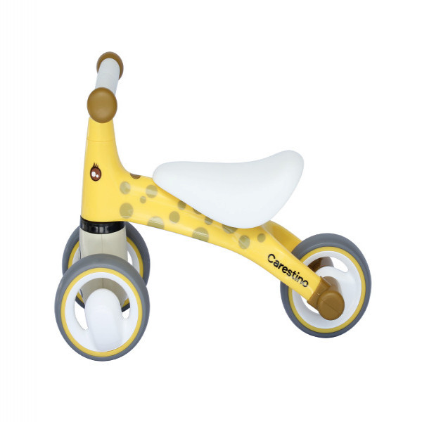 Patacleta de arrastre Carestino Amarilla