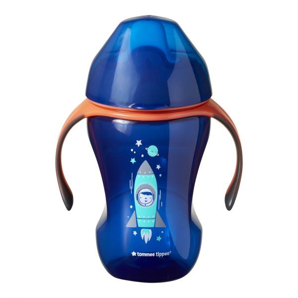 VASOS  TRAINER SIPPEE 230 ML Tommee Tippee Azul