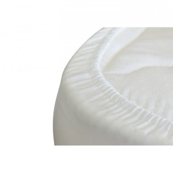 Funda de Colchón Plástica cuna funcional Pequeñitos Baby Shop Blanco