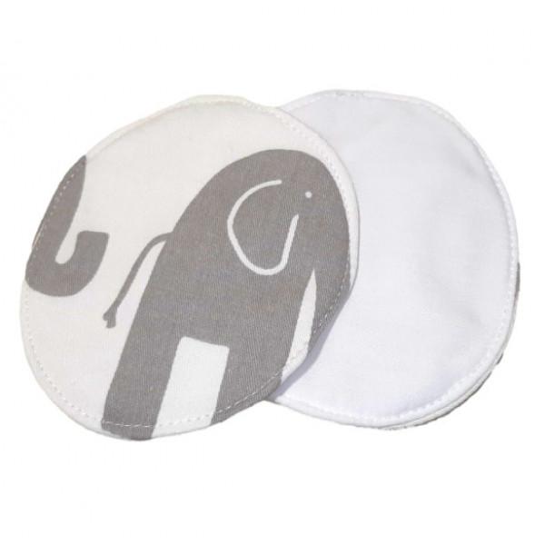 Protectores mamarios lavables Pequeñitos Baby Shop Elefante